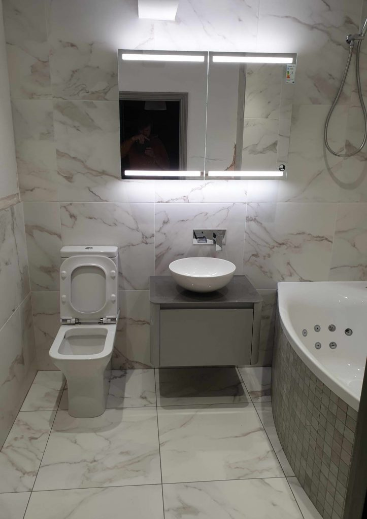 Bathroom Fitting And Tiling