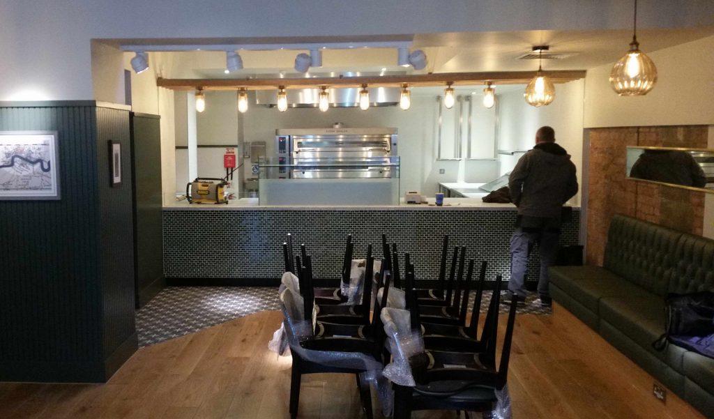 Other Commercial Tiling Dorset