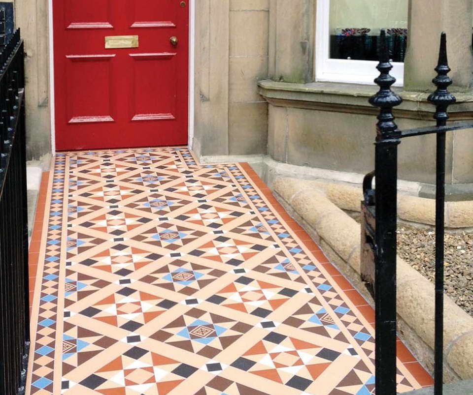 Premium Tilers - Victorian Tiling Bournemouth