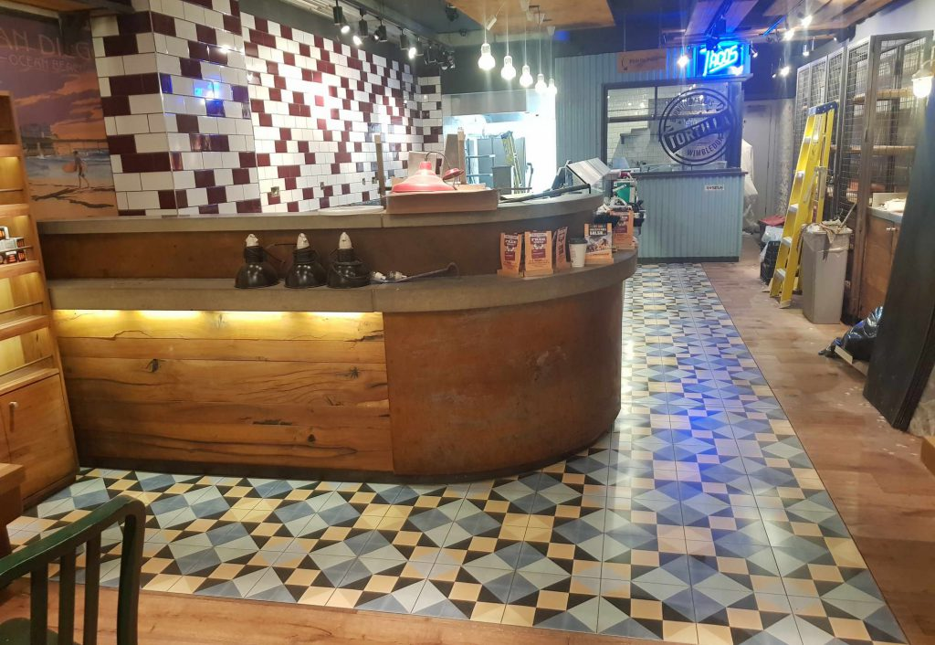 Refresh The Interior Of Your Commercial Property Qucikly And Easy - Commercial Tiling Bournemouth