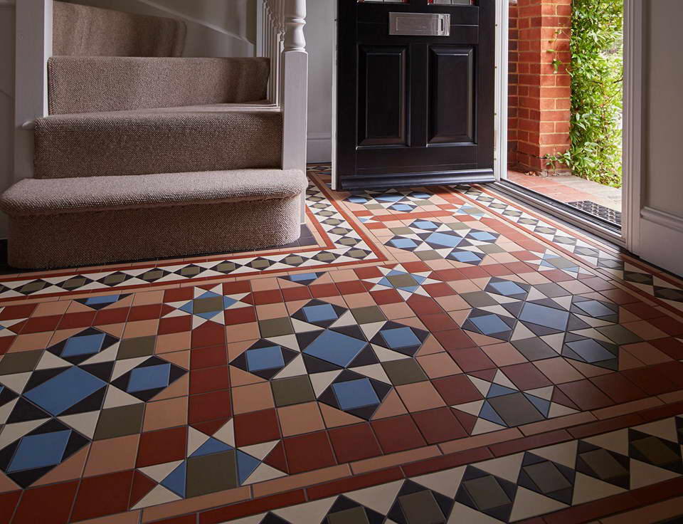 Victorian Tiling Bournemouth And All Dorset