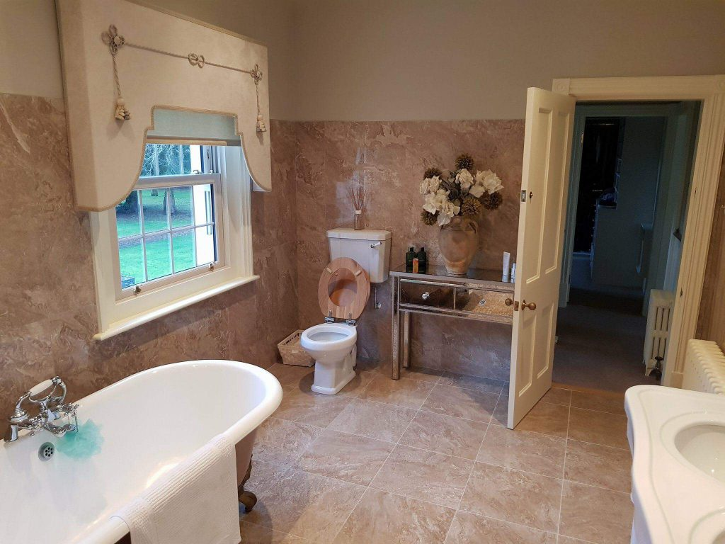 Wetroom and Bathroom Fitting