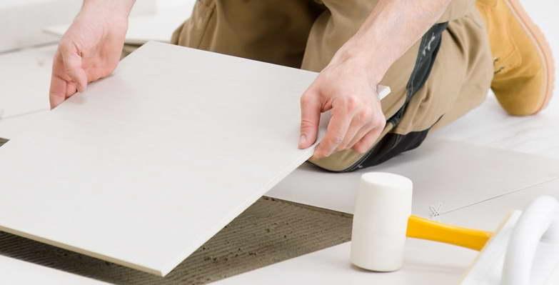 Laying Tiles - Tiling Bournemouth