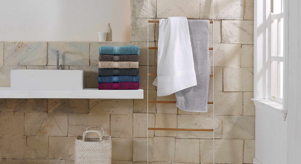Towels for luxury